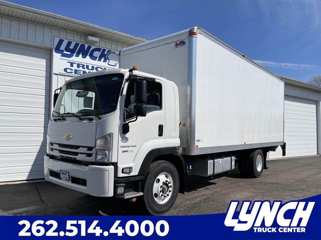 2020 Chevrolet LCF 6500XD Regular Cab DRW 4x2, Dry Freight #23572T - photo 1