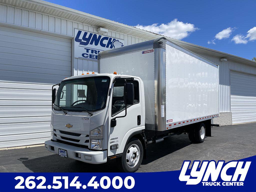 2020 Chevrolet LCF 4500 4x2, Morgan Dry Freight #23622T - photo 1