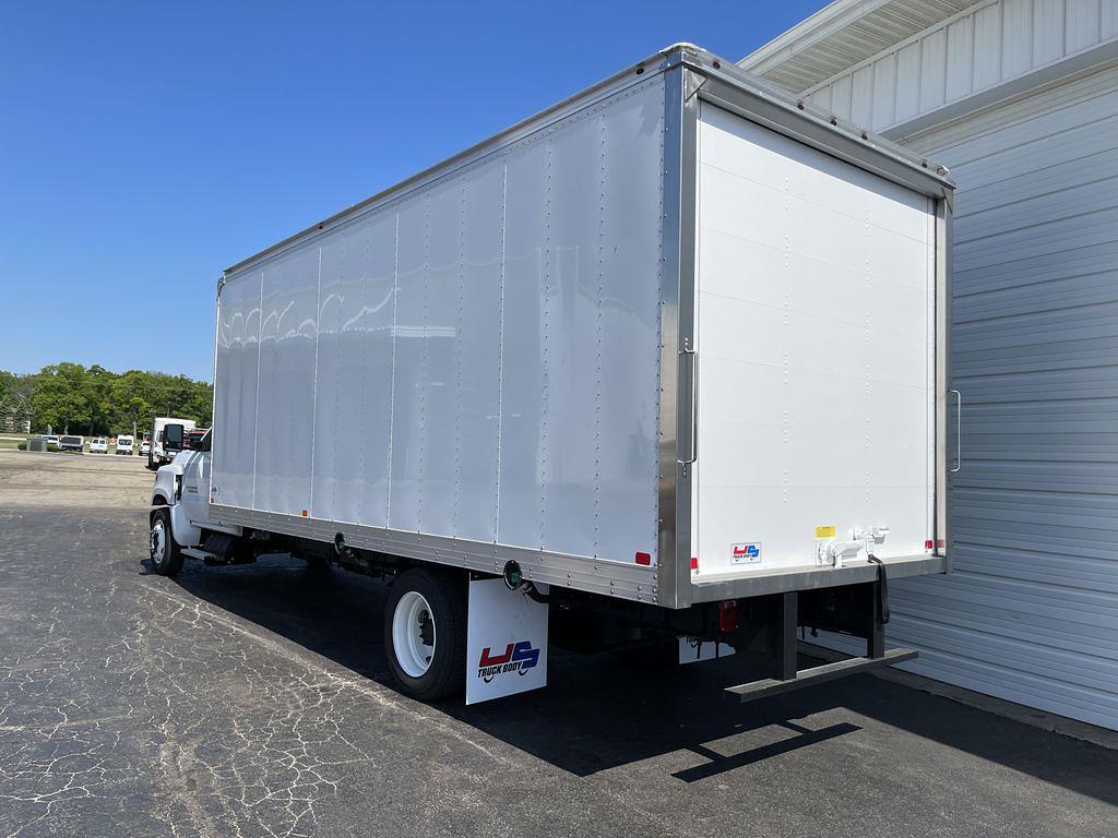 2021 Chevrolet Silverado Medium Duty Regular Cab DRW 4x2, U.S. Truck Body Dry Freight #23717T - photo 1