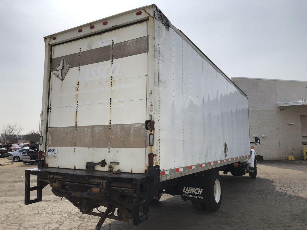 2013 F-750 Regular Cab DRW 4x2, Morgan Dry Freight #9105 - photo 6
