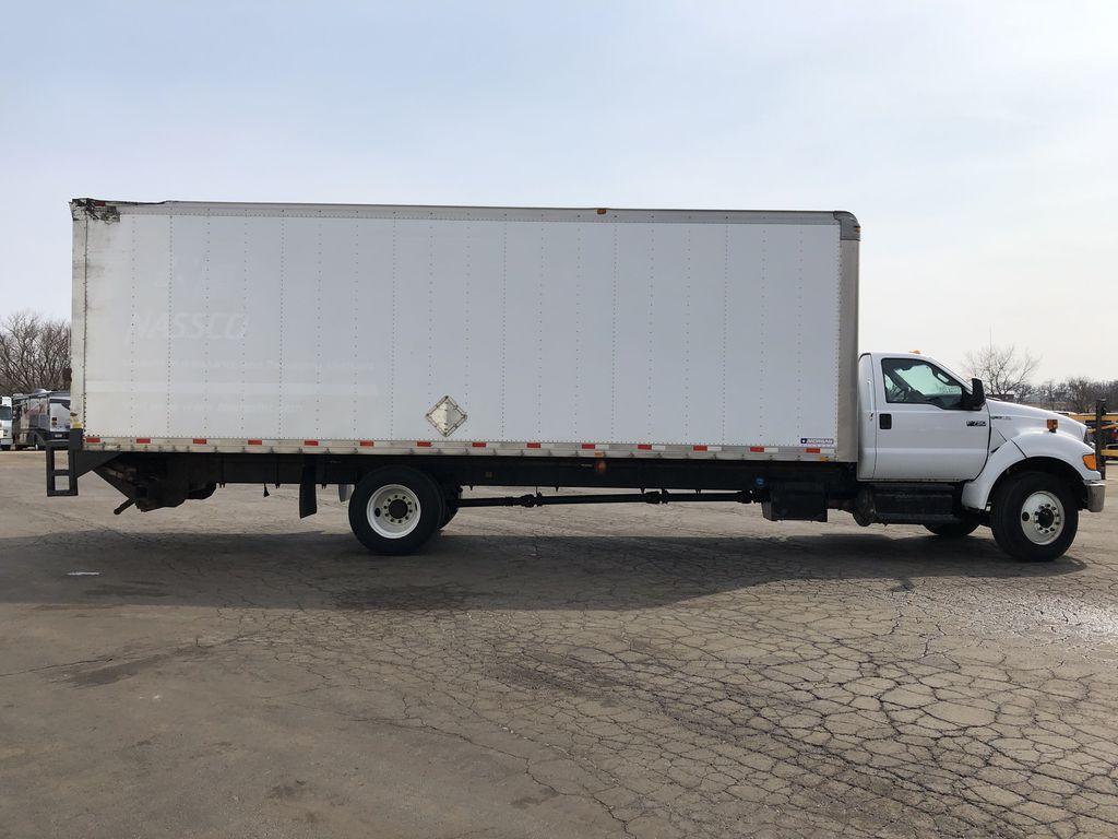 2013 F-750 Regular Cab DRW 4x2, Morgan Dry Freight #9105 - photo 7