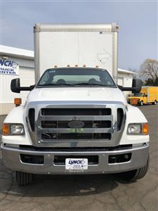 2013 F-750 Regular Cab DRW 4x2, Morgan Dry Freight #9105 - photo 9