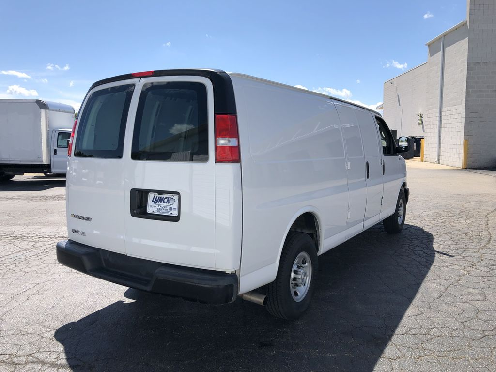2019 Express 2500 4x2, Empty Cargo Van #9222 - photo 2