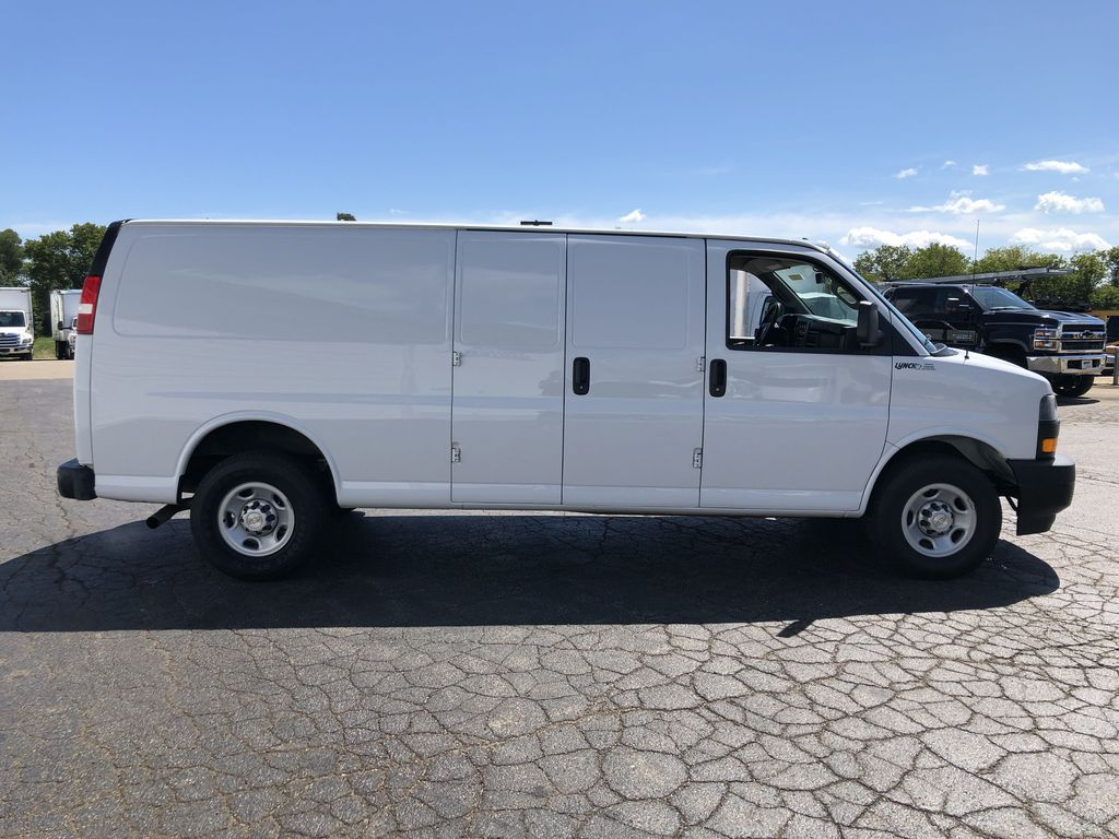 2019 Express 2500 4x2, Empty Cargo Van #9222 - photo 10