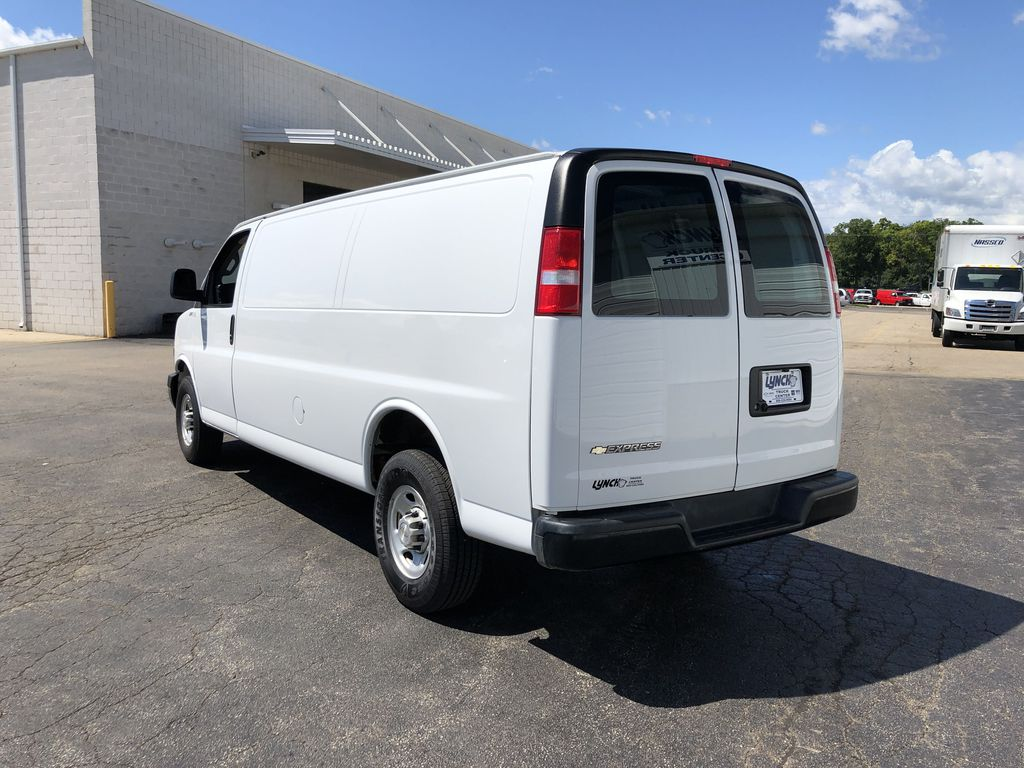 2019 Express 2500 4x2, Empty Cargo Van #9222 - photo 4