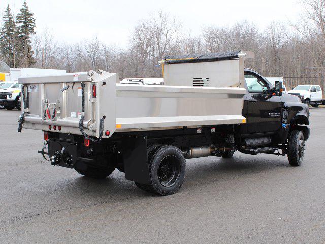 2020 Chevrolet Silverado 6500 Regular Cab DRW 4x4, Air-Flo Dump Body #20C78T - photo 1