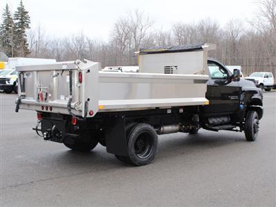 2020 Chevrolet Silverado 6500 Regular Cab DRW 4x4, Air-Flo Pro-Class Dump Body #20C78T - photo 2