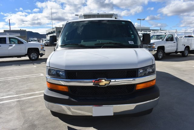 2017 Chevrolet Express 3500, Delivery Concepts Refrigerated Body #M17849 - photo 3