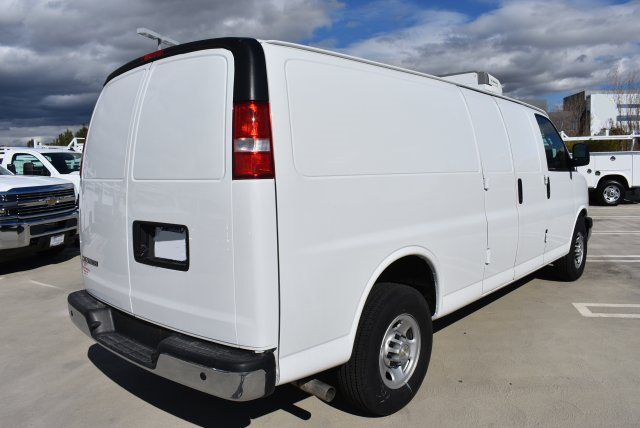 2017 Chevrolet Express 3500, Delivery Concepts Refrigerated Body #M17849 - photo 8