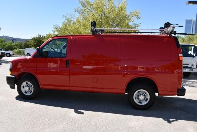 2018 Chevrolet Express 2500, Adrian Steel PHVAC Upfitted Cargo Van #M18806 - photo 5