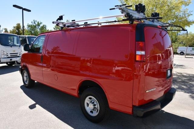 2018 Chevrolet Express 2500, Adrian Steel PHVAC Upfitted Cargo Van #M18806 - photo 6