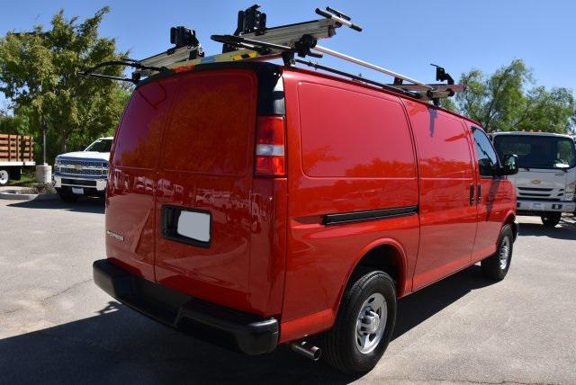 2018 Chevrolet Express 2500, Adrian Steel PHVAC Upfitted Cargo Van #M18806 - photo 8