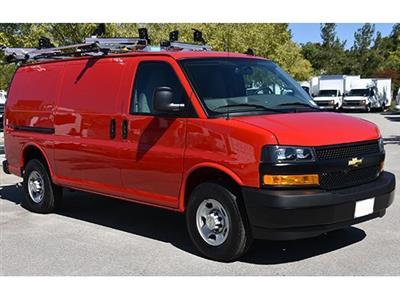 2018 Chevrolet Express 2500, Adrian Steel PHVAC Upfitted Cargo Van #M18806 - photo 1