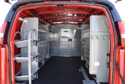 2018 Chevrolet Express 2500, Adrian Steel PHVAC Upfitted Cargo Van #M18806 - photo 2