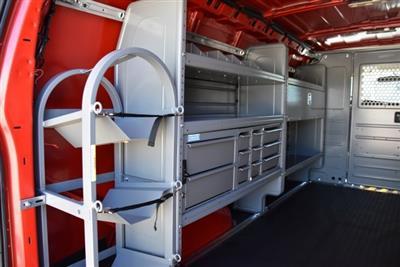 2018 Chevrolet Express 2500, Adrian Steel PHVAC Upfitted Cargo Van #M18806 - photo 15