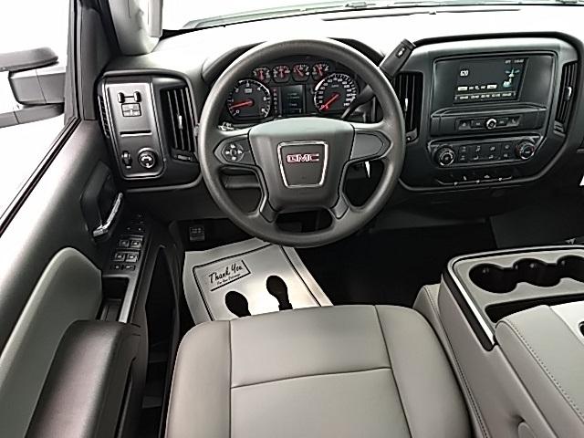 2018 Sierra 3500 Crew Cab DRW 4x2,  Service Body #GJ231853 - photo 11