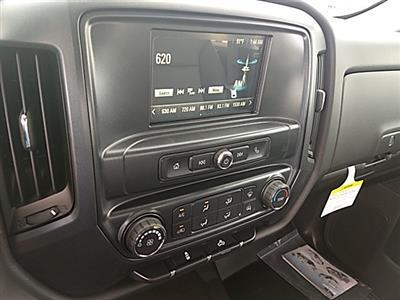 2018 Sierra 3500 Crew Cab DRW 4x2,  Service Body #GJ231853 - photo 15