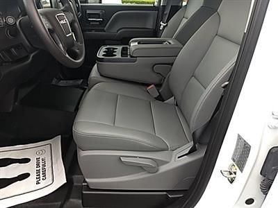 2018 Sierra 3500 Crew Cab DRW 4x2,  Service Body #GJ231853 - photo 9