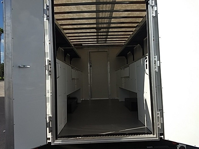 2018 Savana 2500,  Rockport Workport Service Utility Van #GJ330157 - photo 4