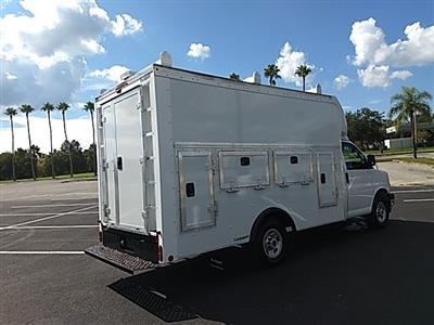 2018 Savana 2500,  Rockport Workport Service Utility Van #GJ330157 - photo 2