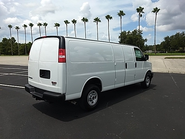2018 Savana 2500,  Empty Cargo Van #GJ333147 - photo 2