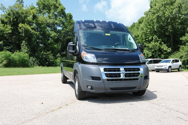 2018 ProMaster 2500 High Roof FWD,  Empty Cargo Van #801325 - photo 9