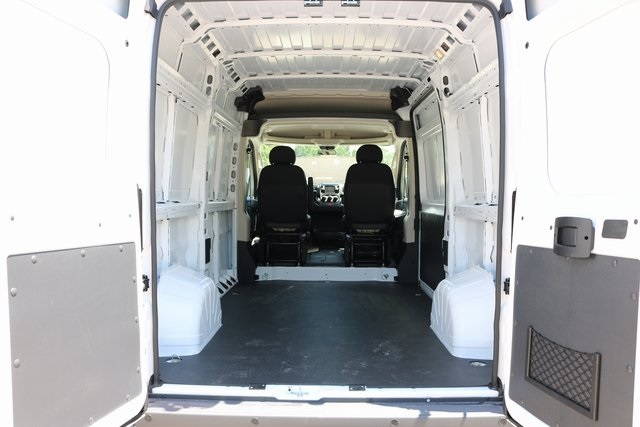 2018 ProMaster 1500 High Roof FWD,  Empty Cargo Van #801327 - photo 2