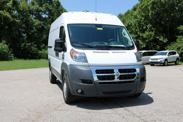 2018 ProMaster 1500 High Roof FWD,  Empty Cargo Van #801327 - photo 9