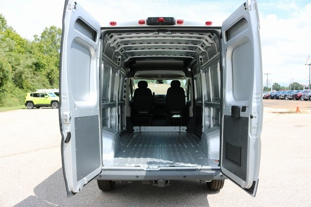 2018 ProMaster 3500 High Roof FWD,  Empty Cargo Van #801415 - photo 2