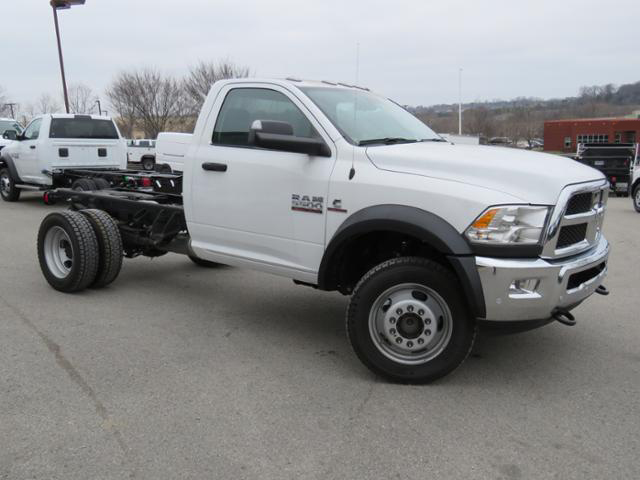 2017 Ram 5500 Regular Cab DRW 4x4,  Cab Chassis #FB1233 - photo 3