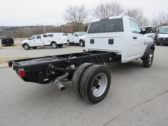 2017 Ram 5500 Regular Cab DRW 4x4,  Cab Chassis #FB1233 - photo 5