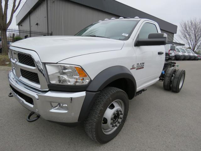 2017 Ram 5500 Regular Cab DRW 4x4,  Cab Chassis #FB1233 - photo 1