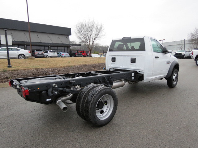 2018 Ram 5500 Regular Cab DRW 4x4,  Cab Chassis #FC1012 - photo 2