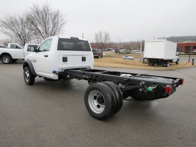 2018 Ram 5500 Regular Cab DRW 4x4,  Cab Chassis #FC1012 - photo 5
