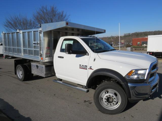 2018 Ram 5500 Regular Cab DRW 4x4,  Monroe Landscape Dump #FC1037 - photo 3