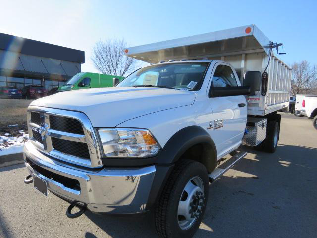 2018 Ram 5500 Regular Cab DRW 4x4,  Monroe Landscape Dump #FC1037 - photo 1