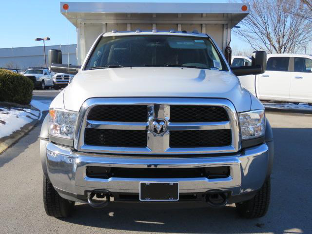 2018 Ram 5500 Regular Cab DRW 4x4,  Monroe Landscape Dump #FC1037 - photo 8