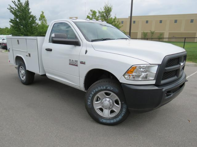 2018 Ram 2500 Regular Cab 4x4,  Reading Service Body #JG191834 - photo 3