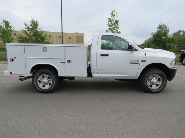 2018 Ram 2500 Regular Cab 4x4,  Reading Service Body #JG191834 - photo 4