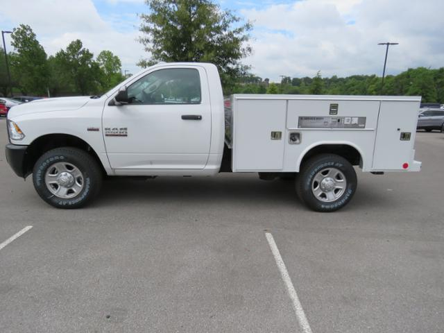 2018 Ram 2500 Regular Cab 4x4,  Reading Service Body #JG191834 - photo 7