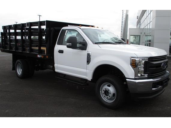 2018 F-350 4x4,  Reading Stake Bed #JM8089 - photo 1