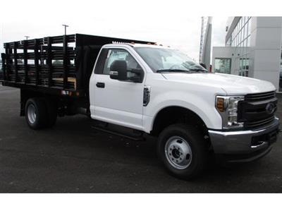 2018 F-350,  Reading Stake Bed