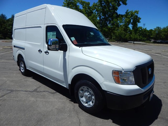 2018 NV HD High Roof 4x2,  Empty Cargo Van #18N222 - photo 11