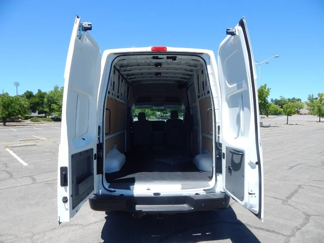 2018 NV3500,  Empty Cargo Van #18N222 - photo 1