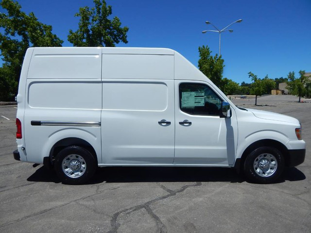 2018 NV HD High Roof 4x2,  Empty Cargo Van #18N222 - photo 8