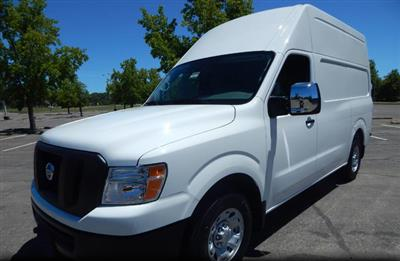 2018 NV HD High Roof 4x2,  Empty Cargo Van #18N222 - photo 1