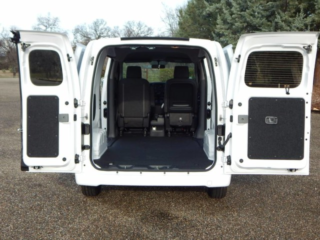 2019 NV200 4x2,  Empty Cargo Van #19N073 - photo 1