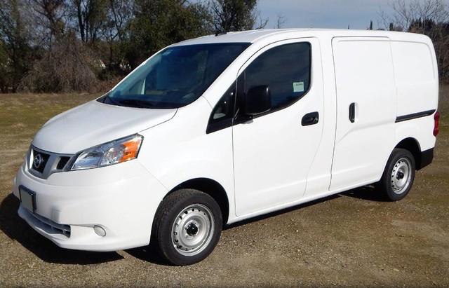 2020 Nissan NV200 FWD, Upfitted Cargo Van #20N063 - photo 1