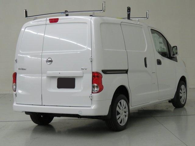 2017 NV200 4x2,  Adrian Steel General Service Upfitted Cargo Van #N17446 - photo 7