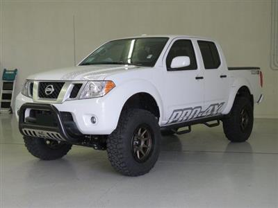 2018 Frontier 4x4,  Pickup #N18107 - photo 1
